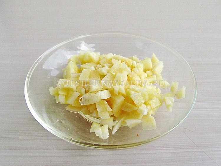 salat iz zelyonyh pomidorov s kabachkami 5