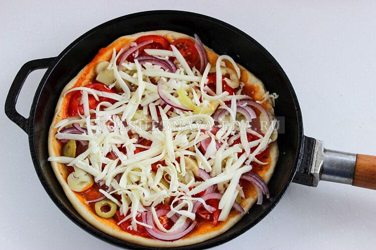 pizza na skovorode tonkaja 12