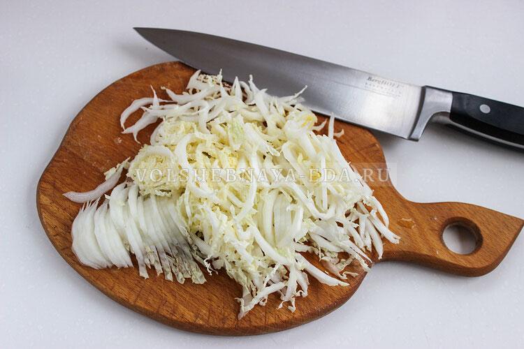 salat s kuricej isyrom 1