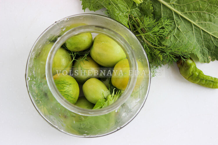 solenije zelenyh i buryh tomatov 3