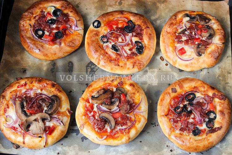 mini pizza 10