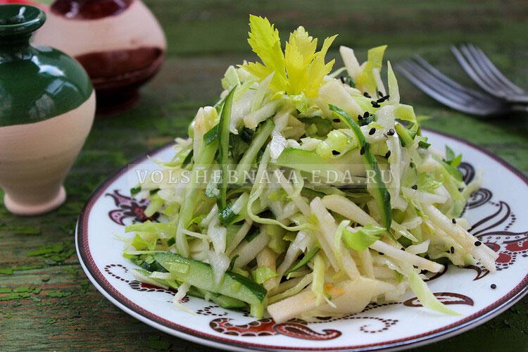 salat s seldereem i yablokom 7