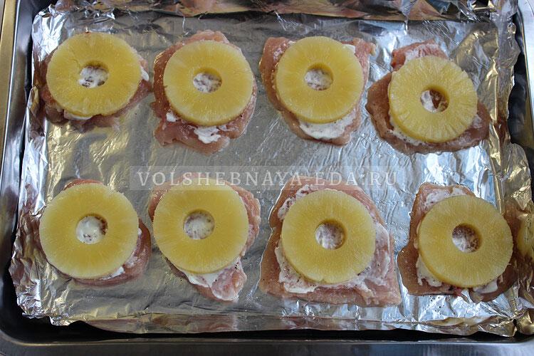 kuriny otbivny s ananasom 4