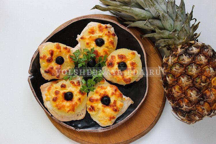 kuriny otbivny s ananasom 7