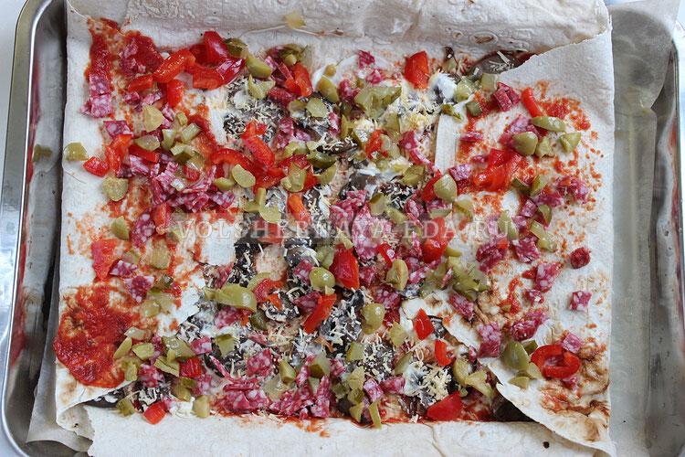 pizza is lavasha 7