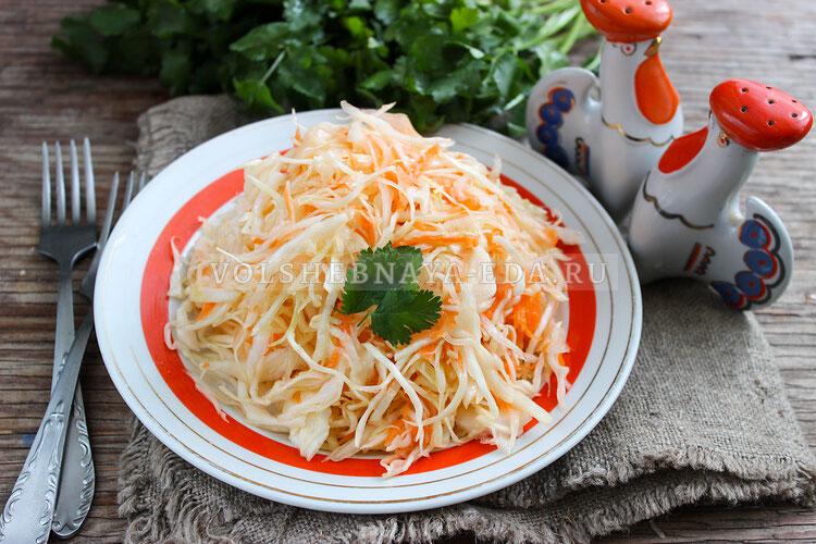 salat is kapusty kak v stolovoj 7