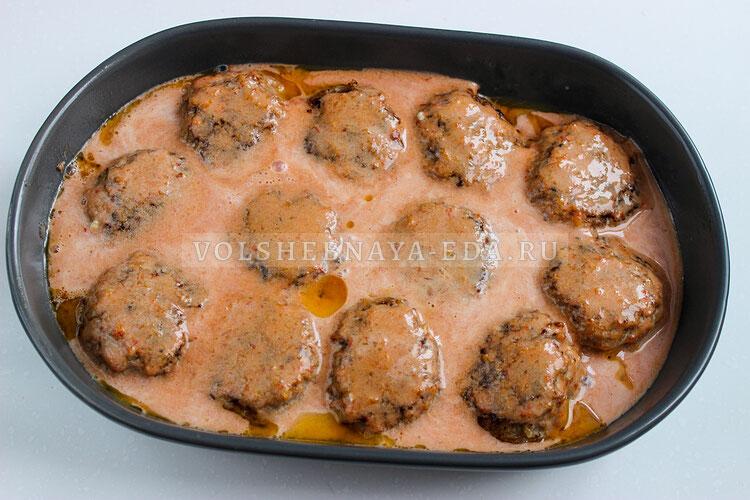 tefteli v slivochno tomatnom souse 8