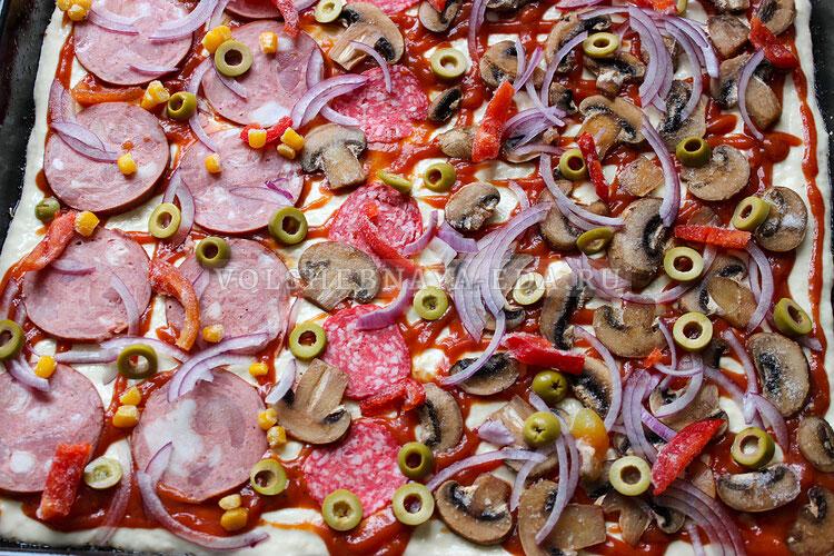 a la pizza na kefire 6