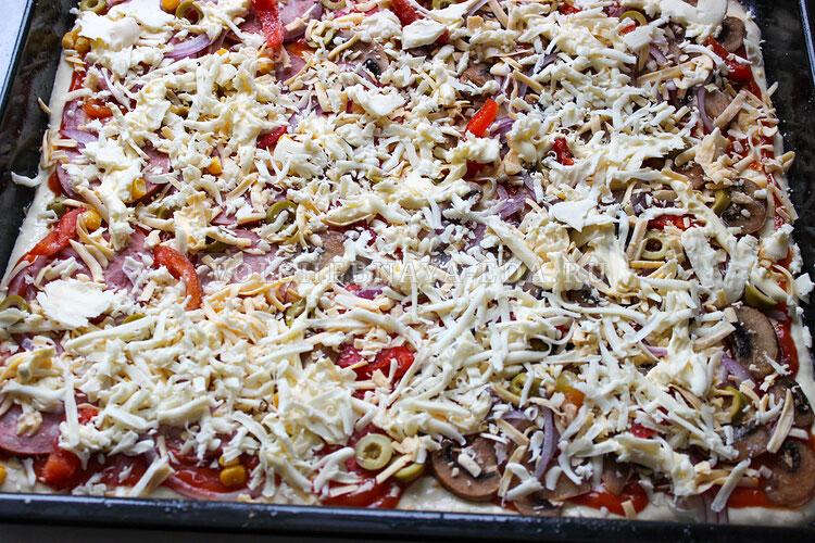 a la pizza na kefire 7