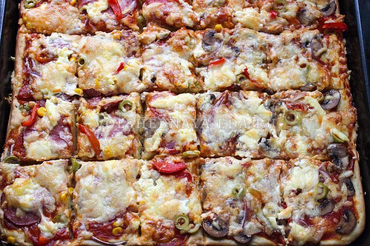a la pizza na kefire 9
