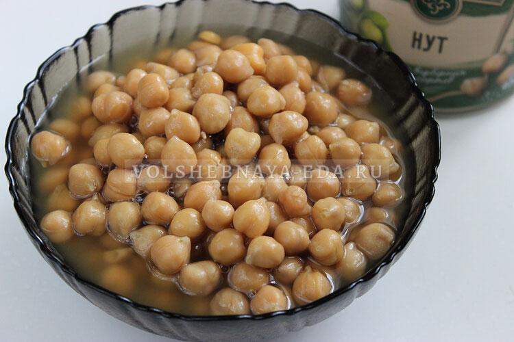 humus is konservirovanogo nuta 1