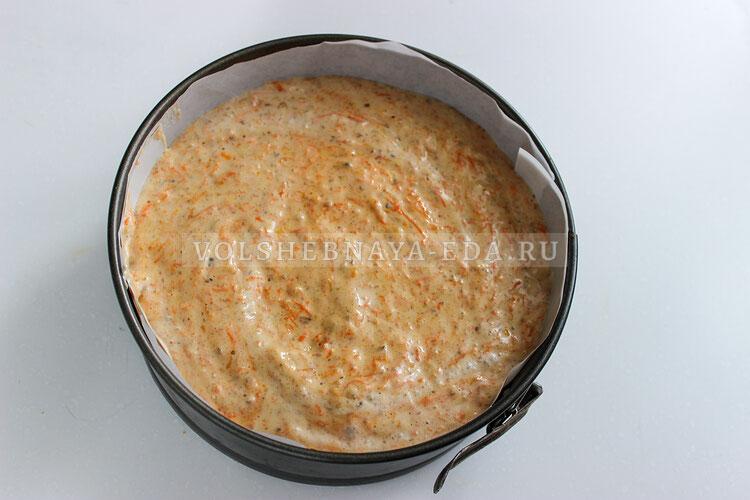 morkovny biskvit s orehami 7