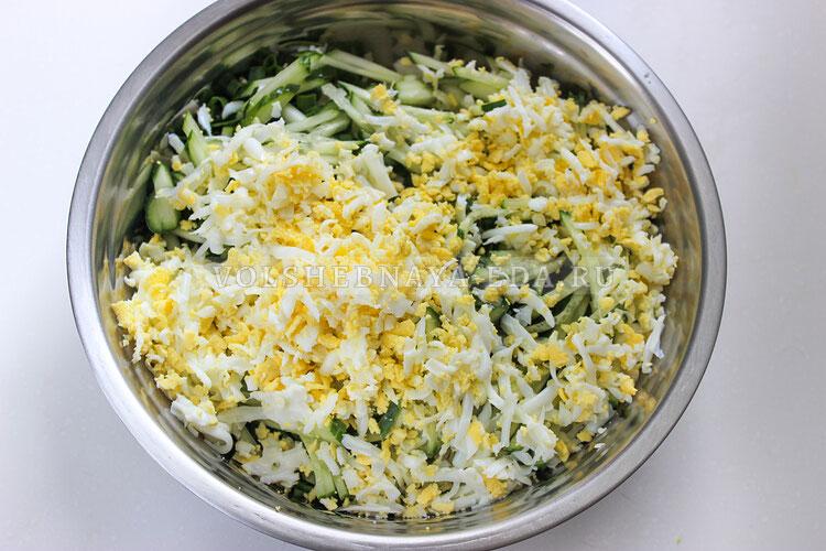 salat is molodoj kapusty s tuncom 4