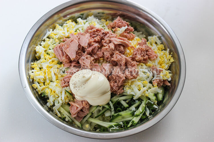 salat is molodoj kapusty s tuncom 6