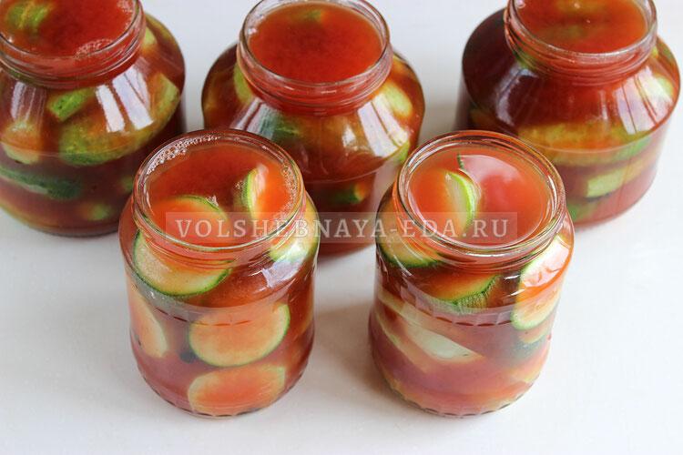 kabachki v ketchupe chili 5
