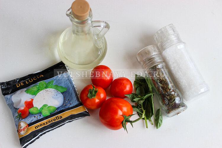 salat kaprese 1