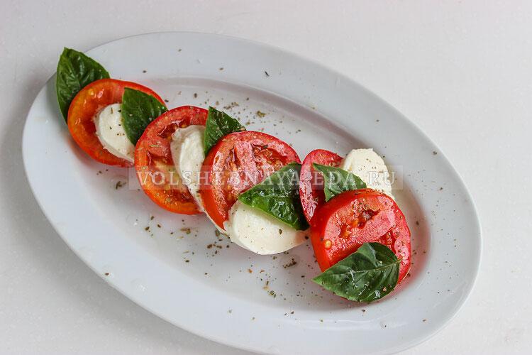 salat kaprese 6
