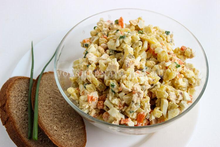 salat s kuricej 10